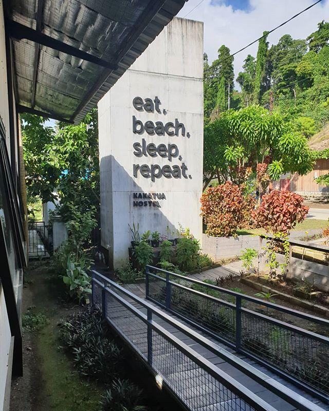 Selamat pagi Good morning  Happy Monday  #kakatuahostel  #ceritakakatua #islandparadise  #rajaampat  #hostel