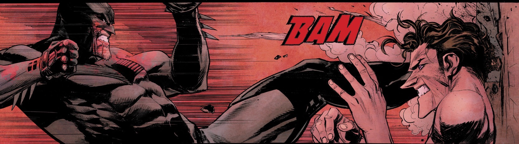 Batman: White Knight  #6 by Sean Gordon Murphy and Matt Hollingsworth