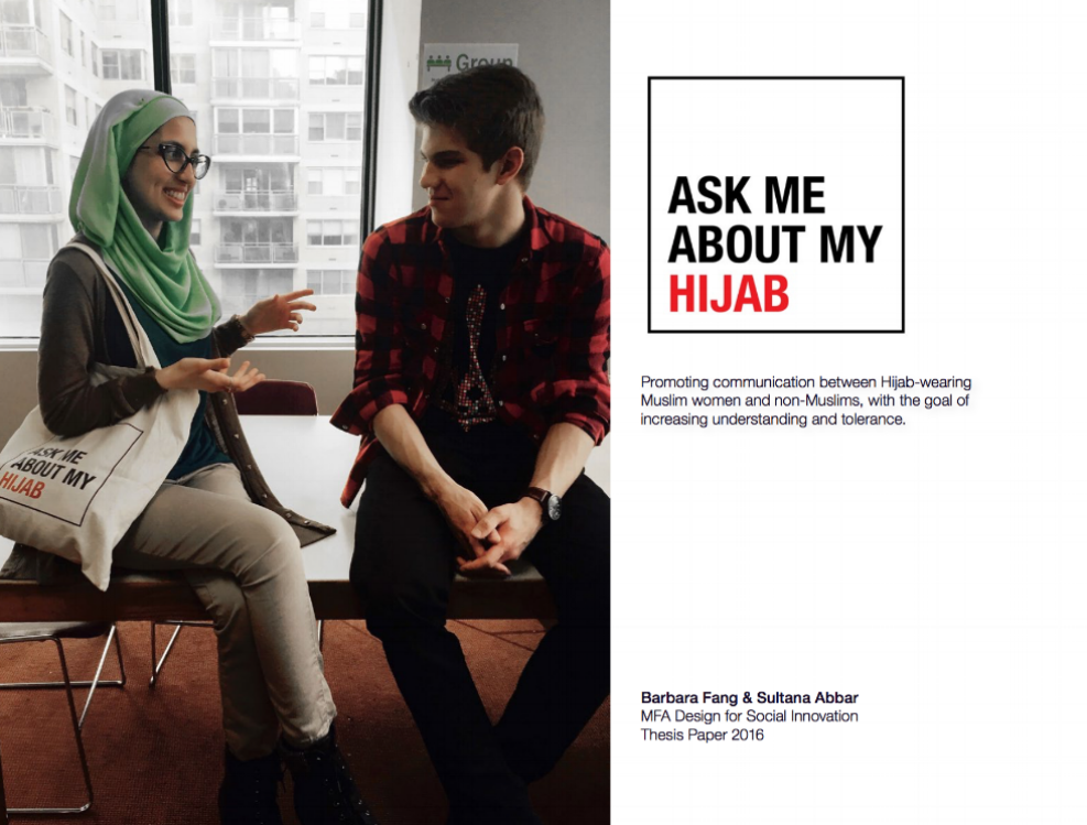 ask me about my hijab