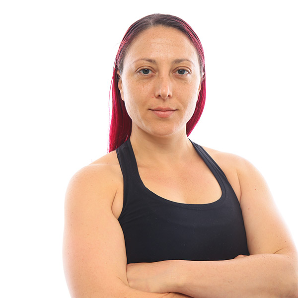 Danielle Schubert  (ERYT-200, RYT-500, YAECP) teaches thoughtfully sequenced + aligned classes, focusing on breath awareness and purposeful movement. Her grounding, authentic story-telling invokes honest self-reflection and body positivity.  With a well-rounded background in Ashtanga, Viniyoga, and Iyengar via the YogaWorks 500-HR Teacher Training, Danielle has a background in Injury Prevention, Therapeutics, Chakras and the 5 Elements, as well as being certified in Trauma Informed Yoga. Her take on ancient Yogic philosophy comes alive, so that it can be applied to daily, modern life.