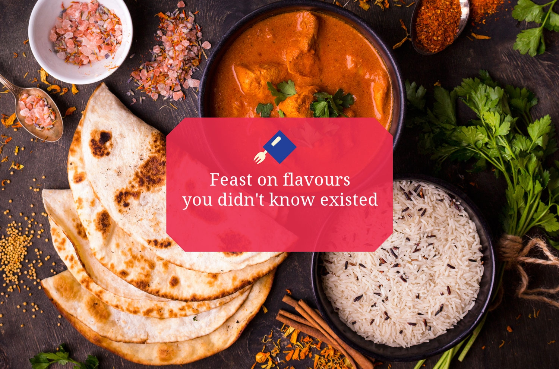 Gormei India by Hand Cuisine