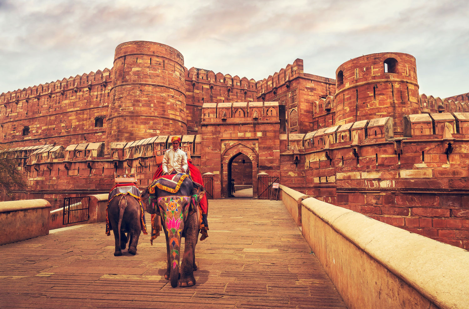 Design, architecture and lifestyle experiences at a 200 year old warrior fort -