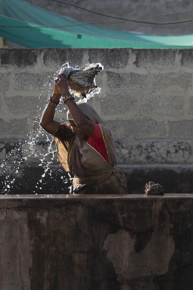 Bagru washing