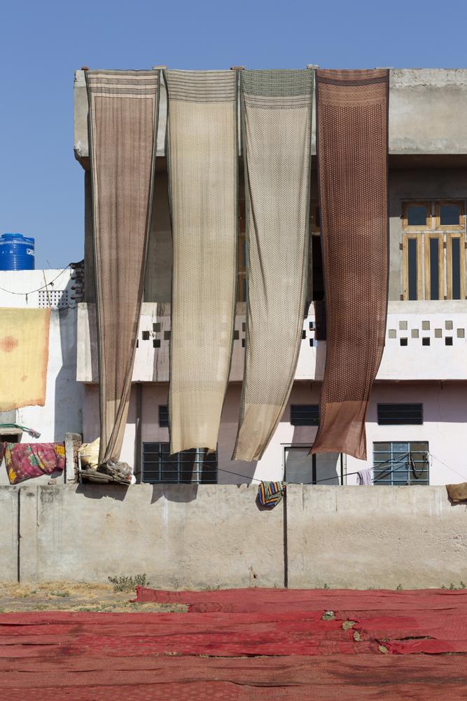 Bagru fabrics