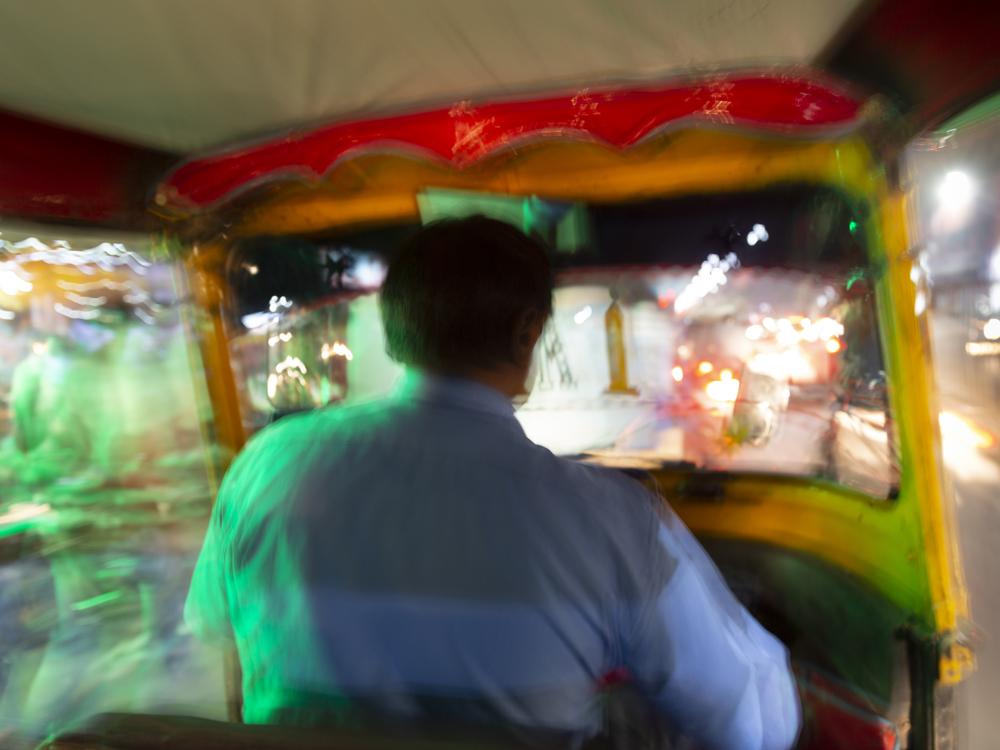 Indian street scenes