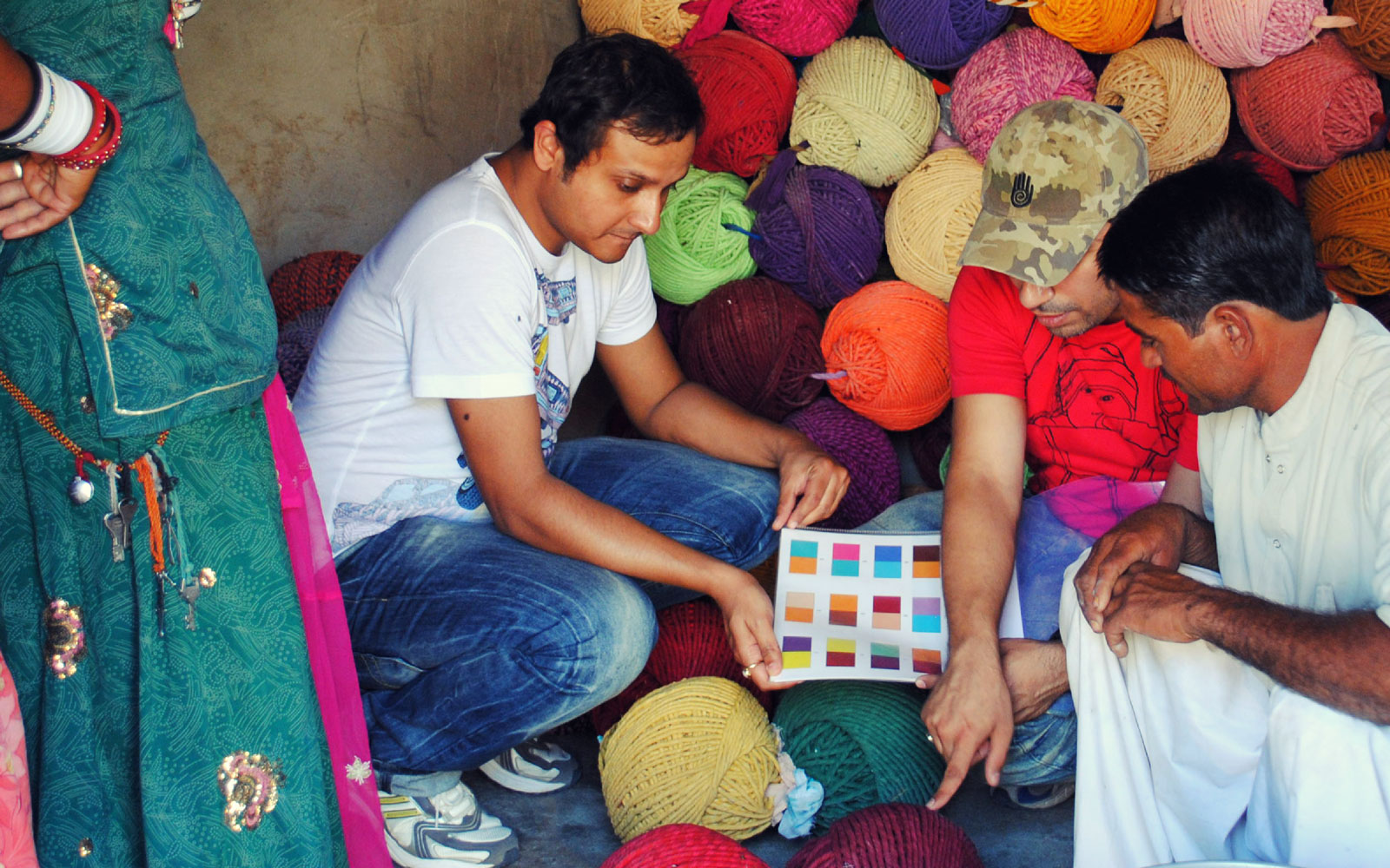 Learn the ropes of sustainable design with innovators Sahil and Sarthak