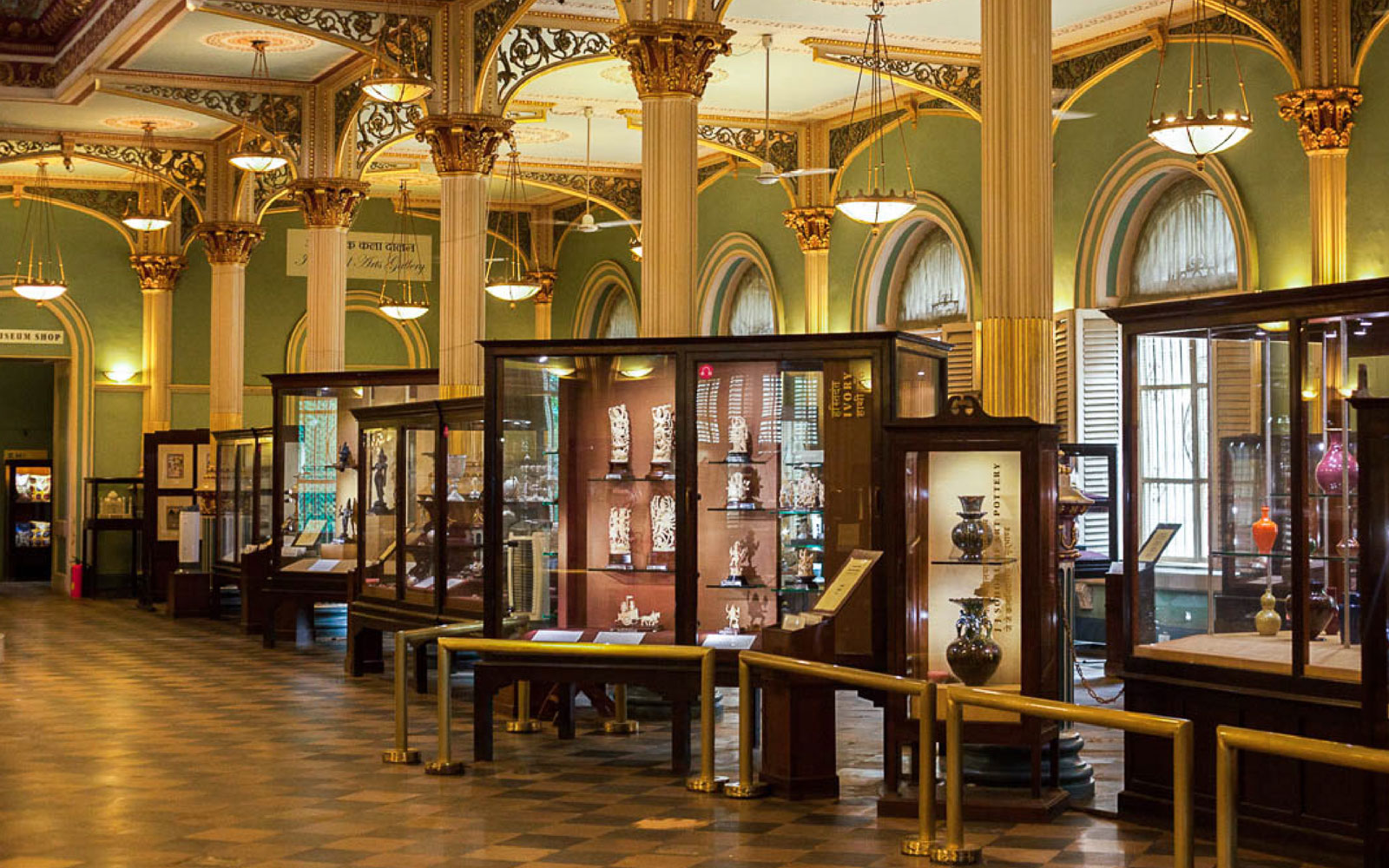 Curated visits to state-of-the-art museums like this for your group | Image © Dr Bhau Daji Lad Mumbai City Museum