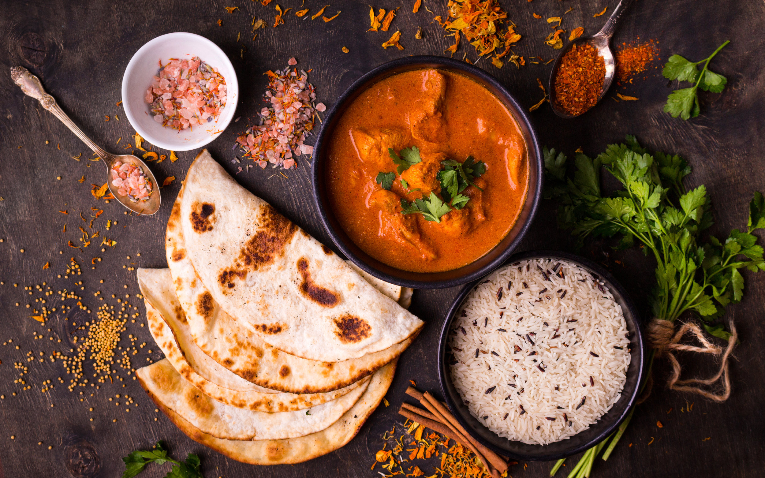 Dine on authentic Indian cuisine to fuel your conference attendees