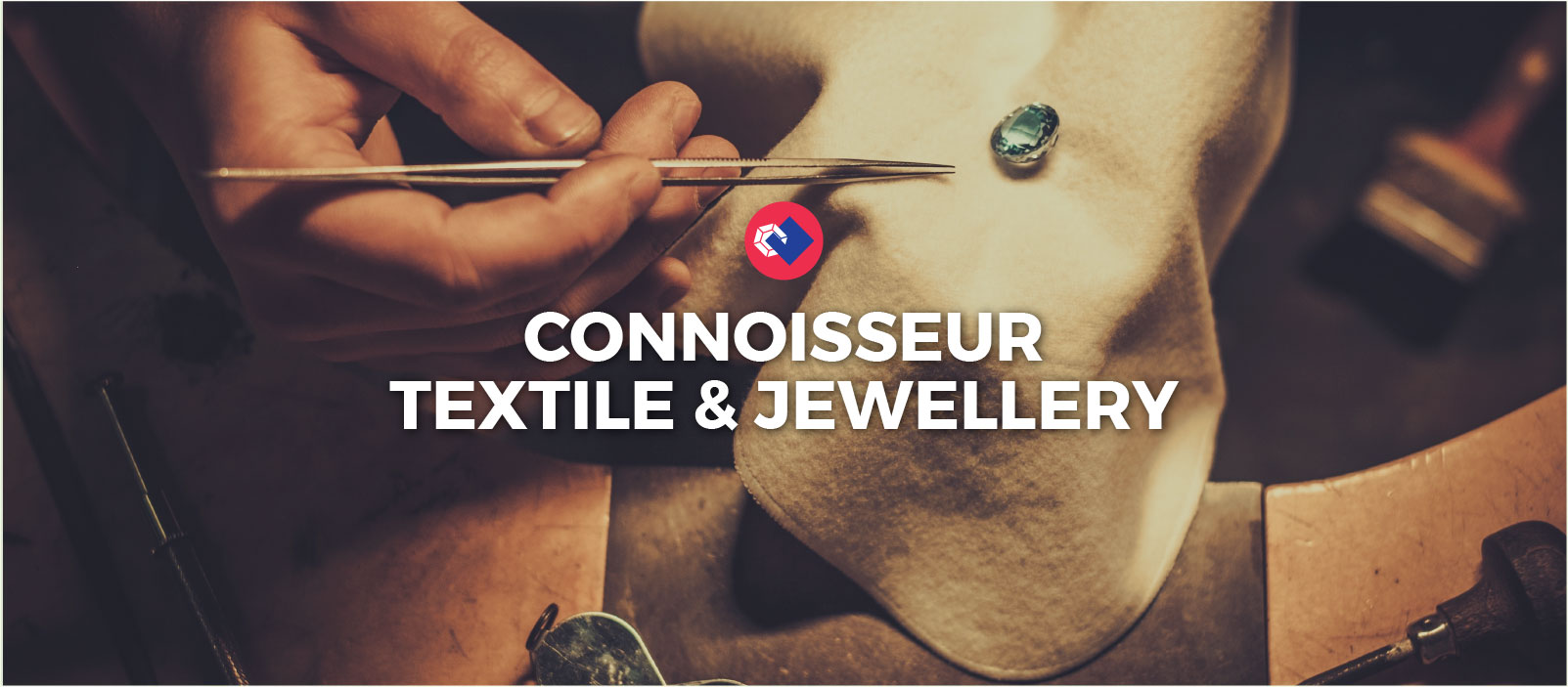 India By Hand Connoisseur Textile & Jewellery