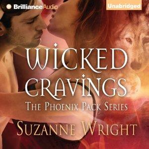 Wicked Cravings, Book 2 Phoenix Pack Series