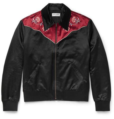 Saint Laurent blouson jacket