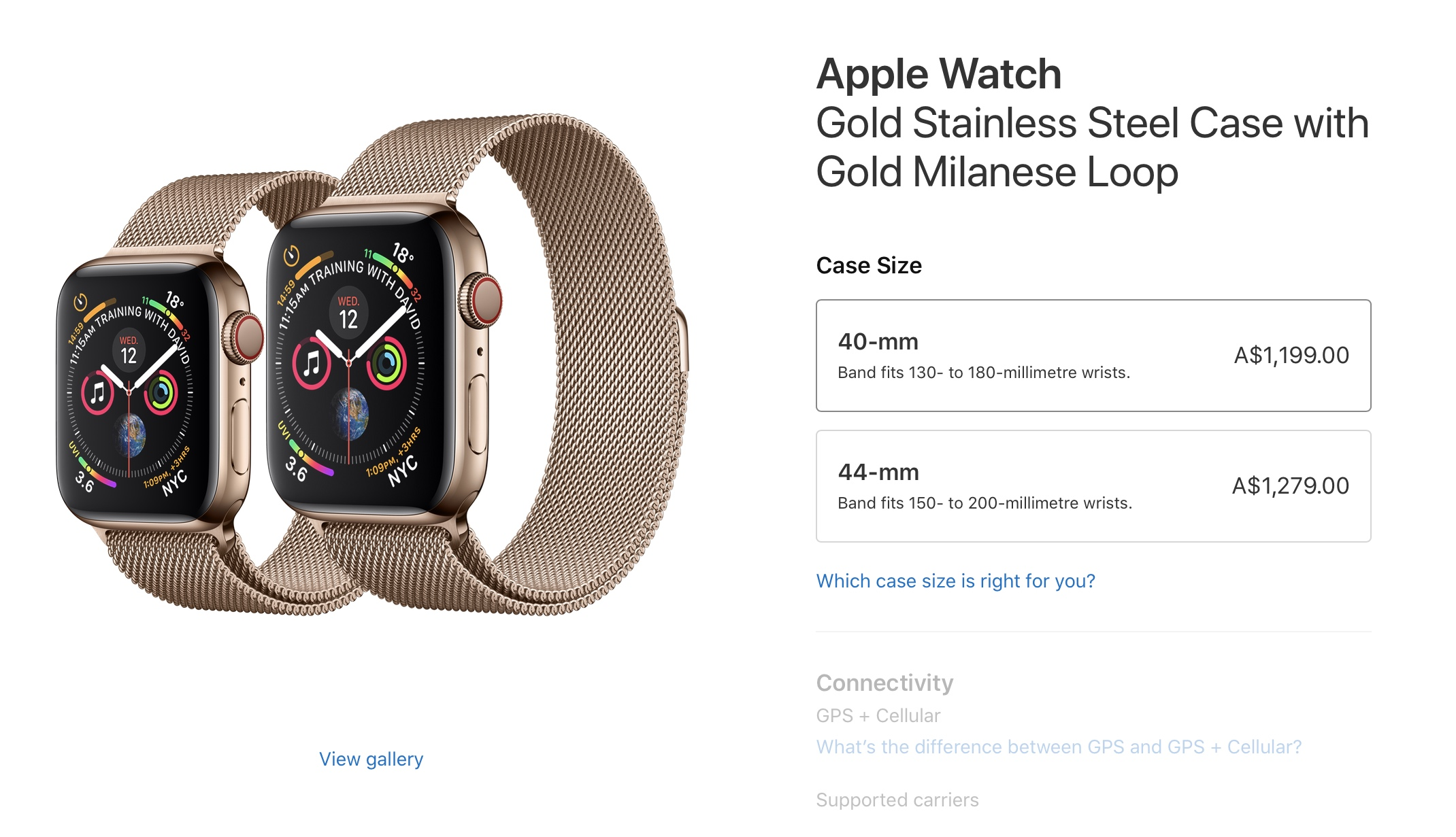 New Zealand telco Spark announced plans recently to adopt eSIMS paving the way for these Apple Watch variants to finally be available in NZ