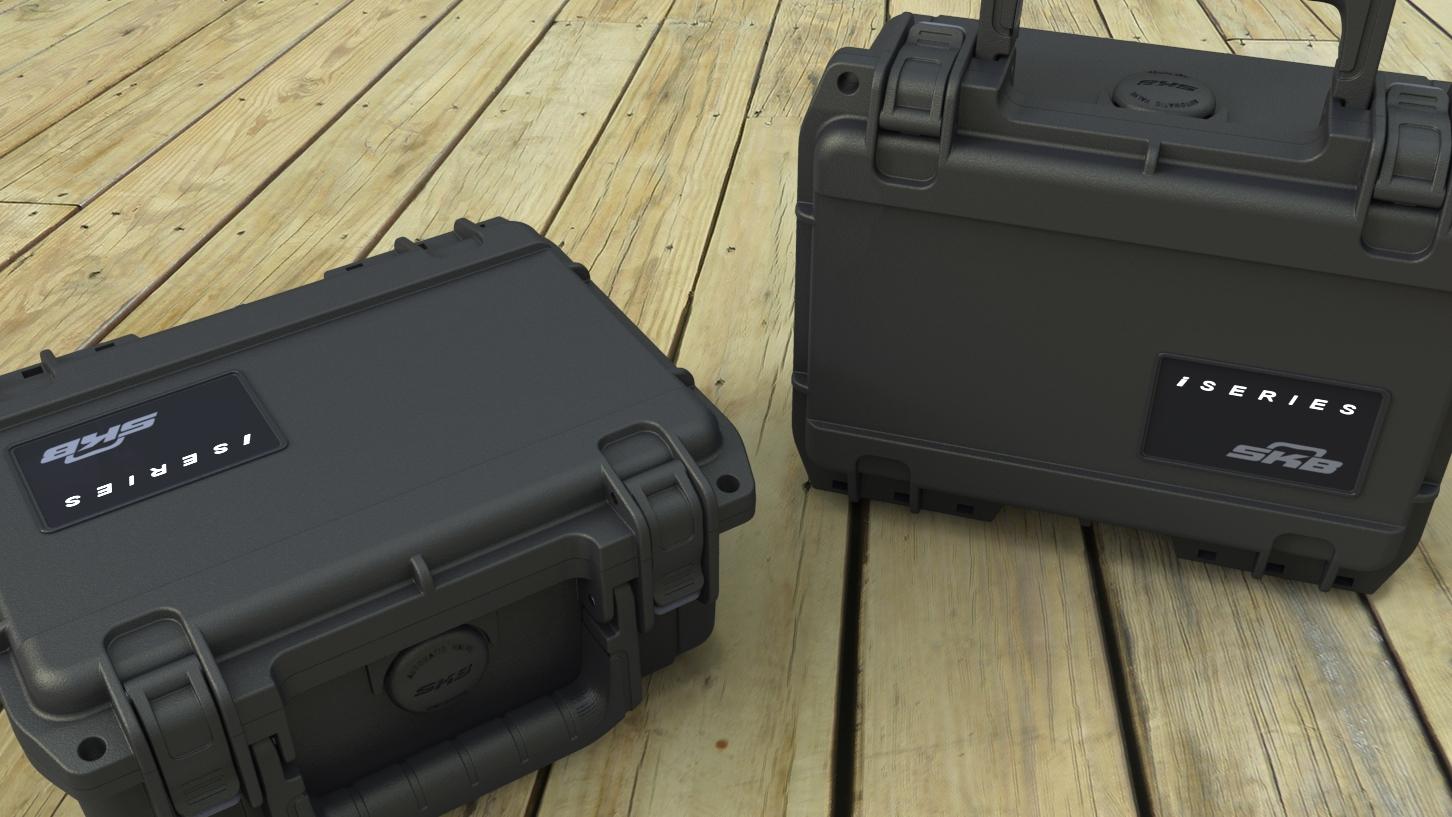 SKB iSeries Military Equipment Cases