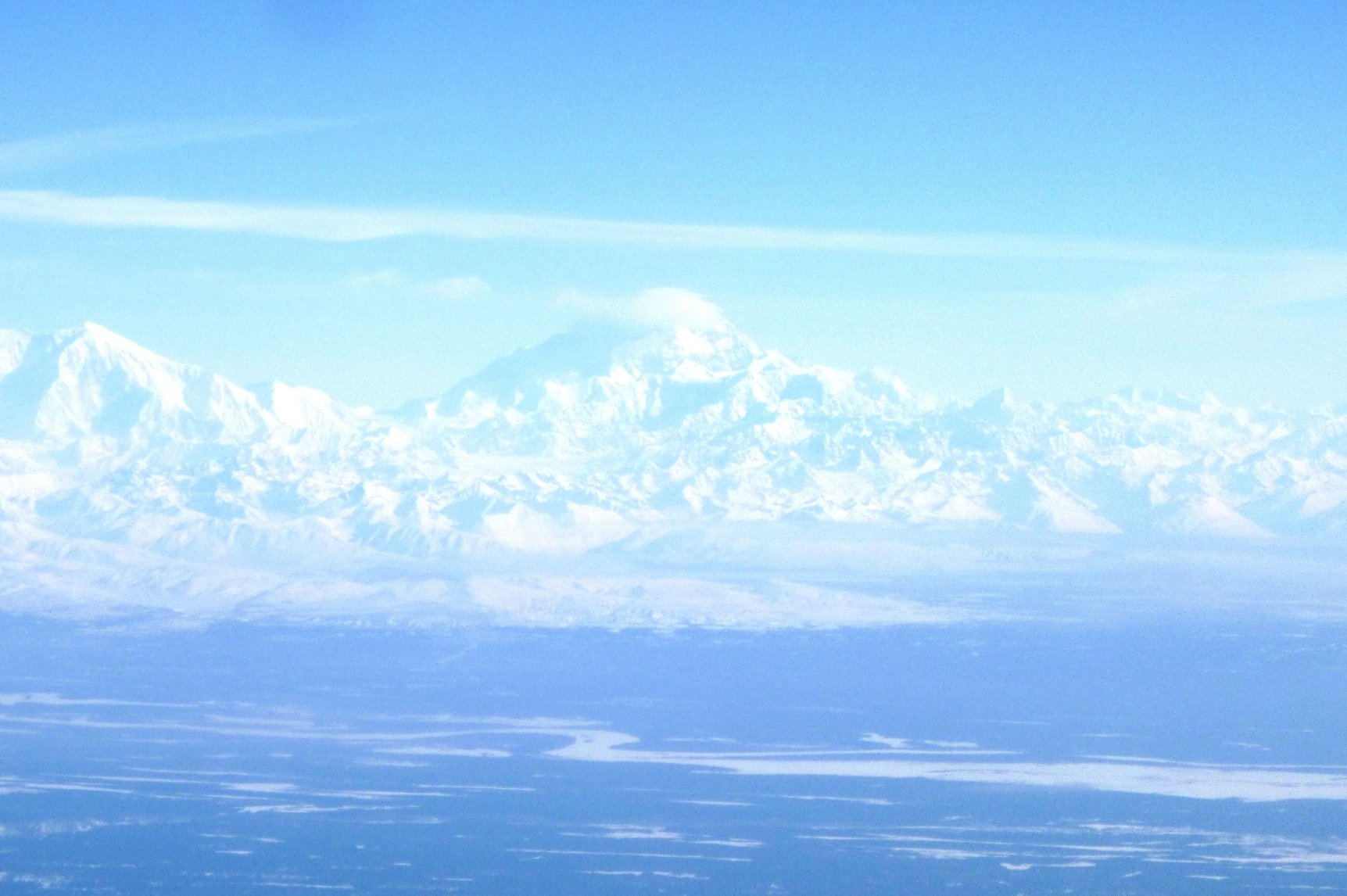 Denali looking at it from 85 miles & 12,000ft..JPG