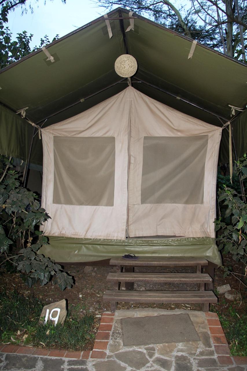 Wildebeest Eco Camp