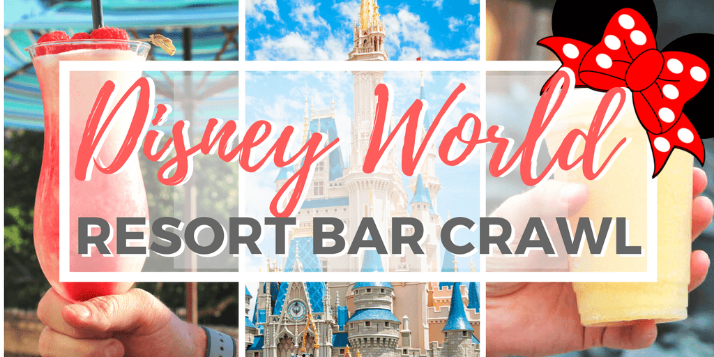 Didn't think the happiest place on Earth could possibly get any better? Check out this guide on how to rock a bar crawl around Disney!