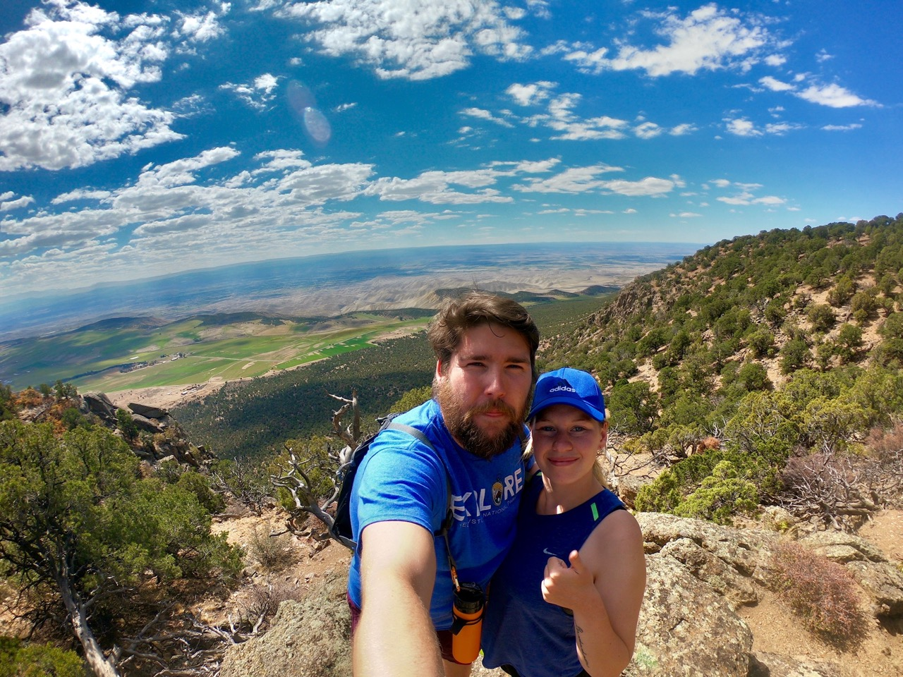 Black Canyon of the Gunnison Hike