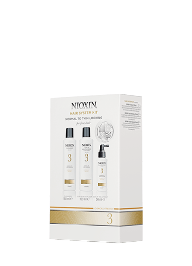 Nixion 3 part system