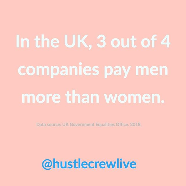 Hustle Crew wants to help women negotiate their salary and finally earn what they are worth. At the current pace of change it would take over A HUNDRED YEARS to close the gender pay gap — no way are we women waiting that long! ⠀ ⠀ For #HustleTips on negotiation, read the #DreamBigHustleHard book and send us a DM with your email address to be added to our newsletter and find out about the next workshops. ⠀ ⠀ #womenintech #bosslady #empowerement #womenempowerement #empowerwomen #genderpaygap #moneytalk #timesup #askformore #negotiationtips #DreamBigHustleHard #Abadesi