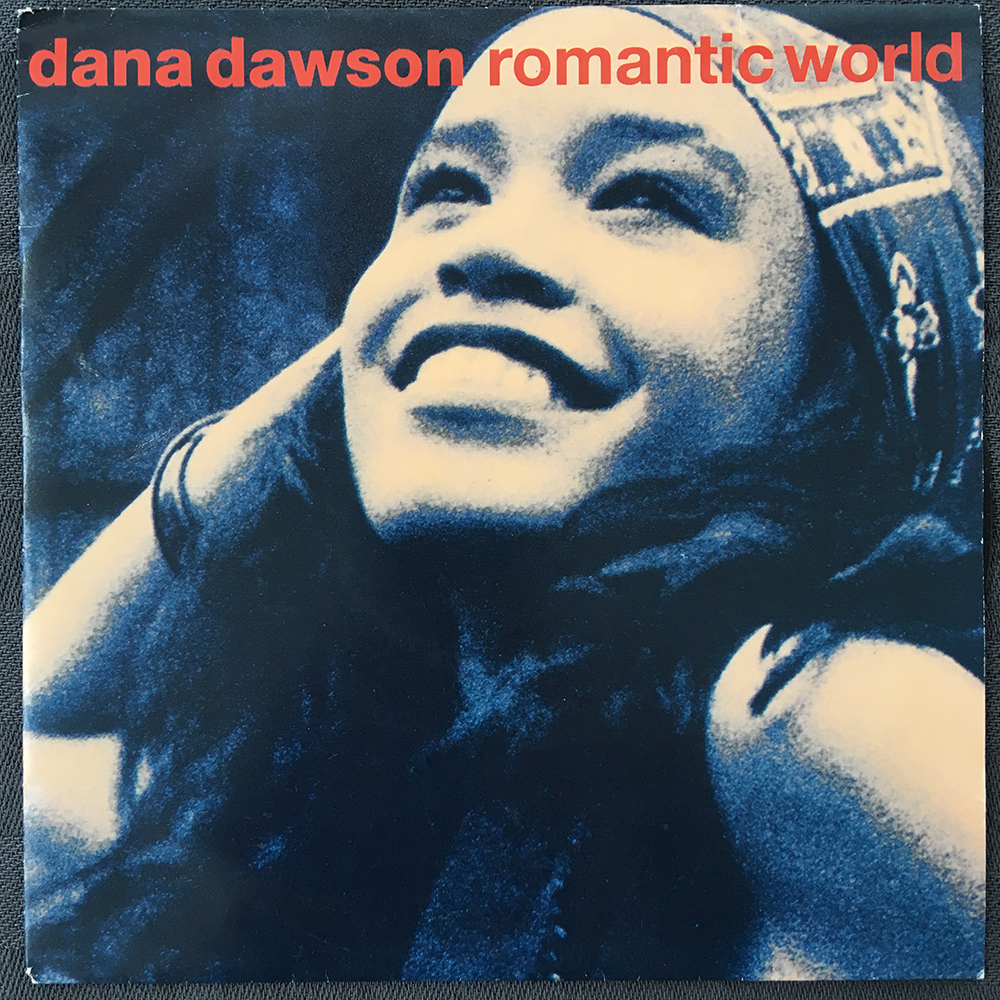 Dana Dawson - Romantic World