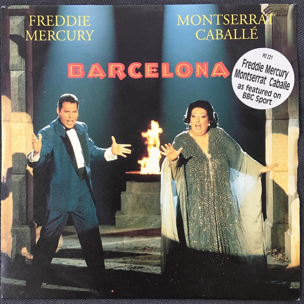Freddie Mercury & Montserrat Caballe - Barcelona