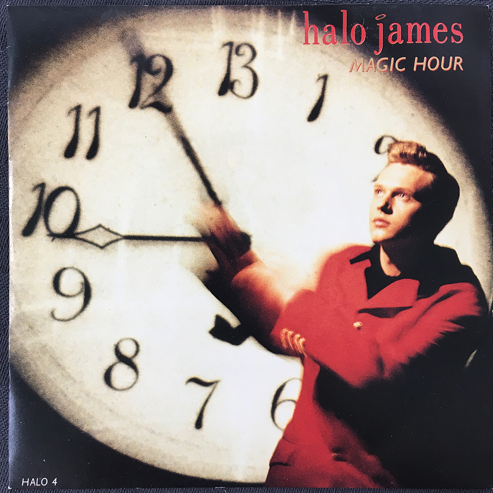 Halo James - Magic Hour
