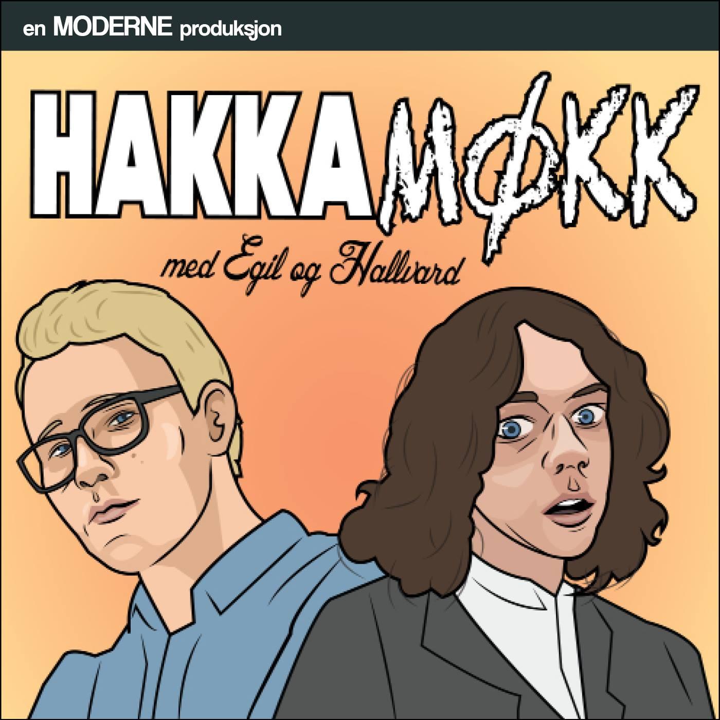 HAKKEMØKK