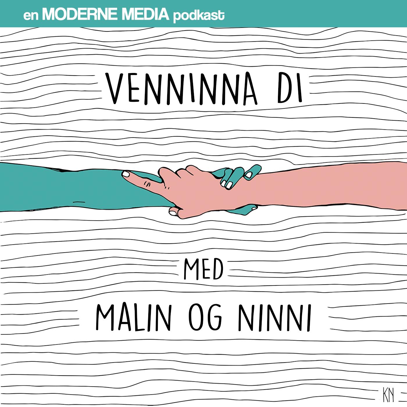 Podkast - Venninnadi - Moderne Media - info@modernemedia.no