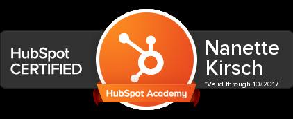 HubSpot certified partner - Raleigh, NC