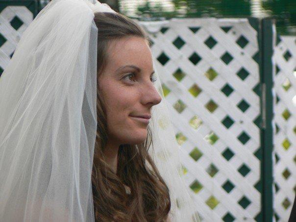 Wedding Day- September 2006