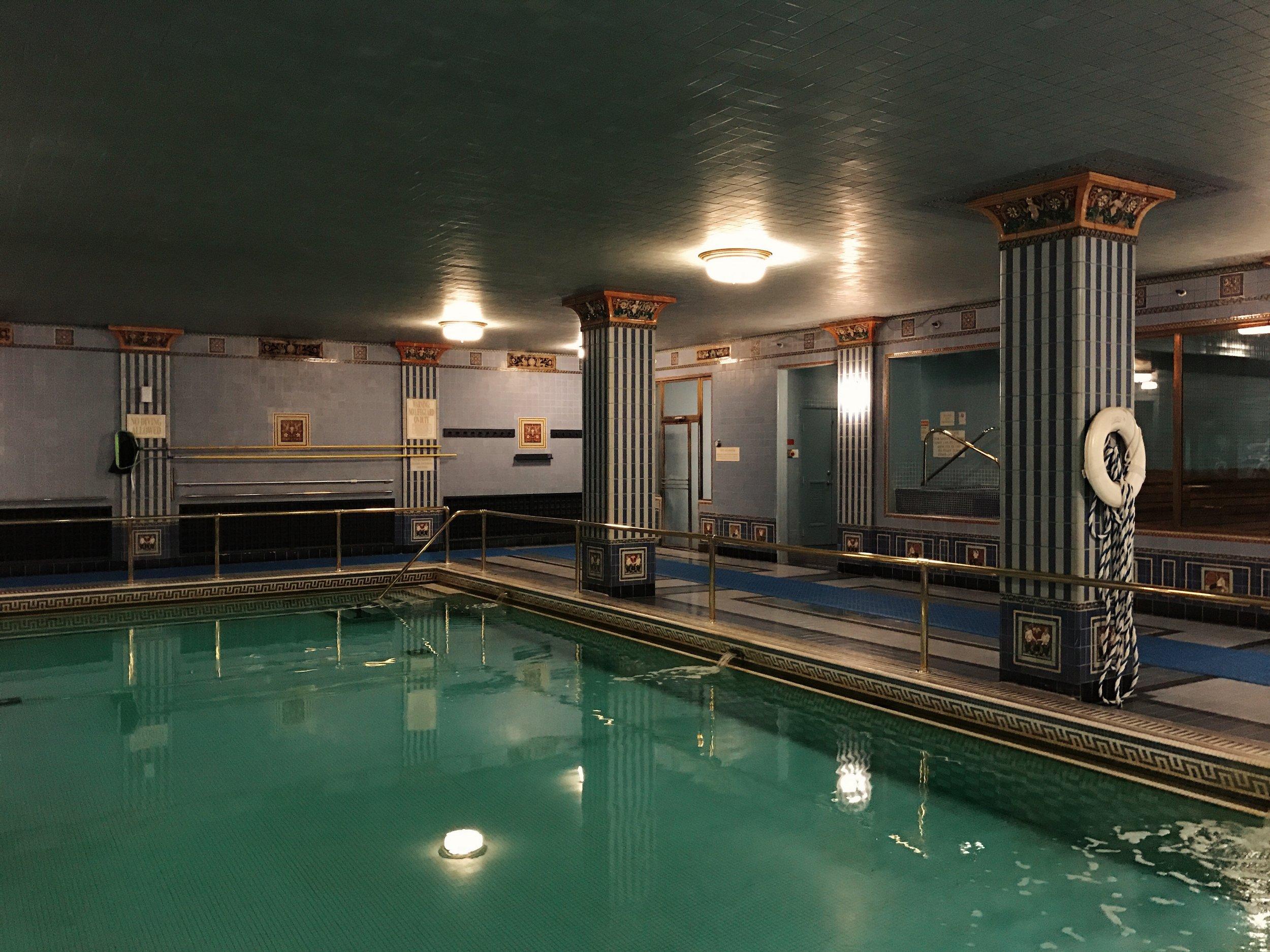 The Biltmore Pool