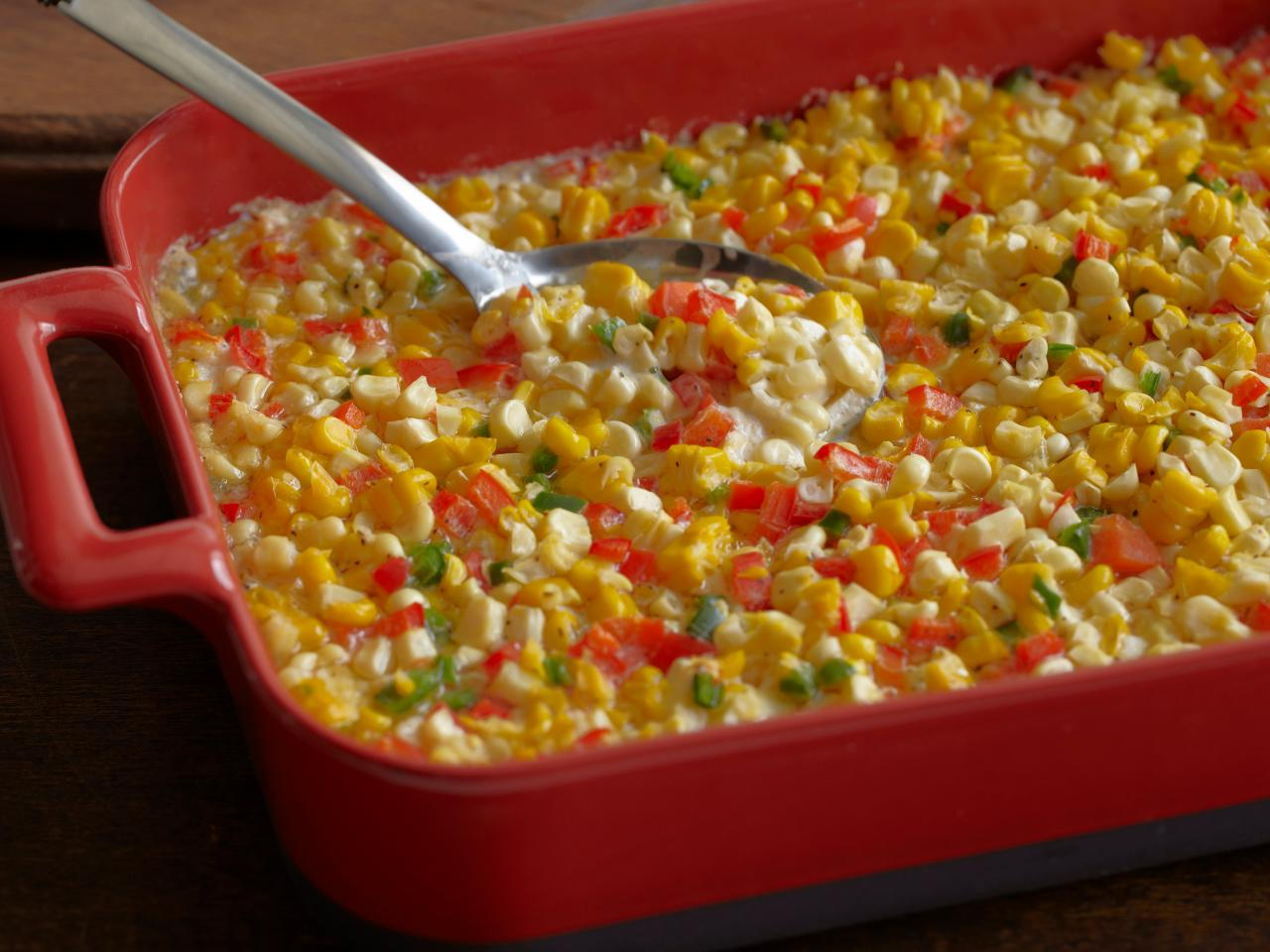 Roasted Sweet Corn & Nopal