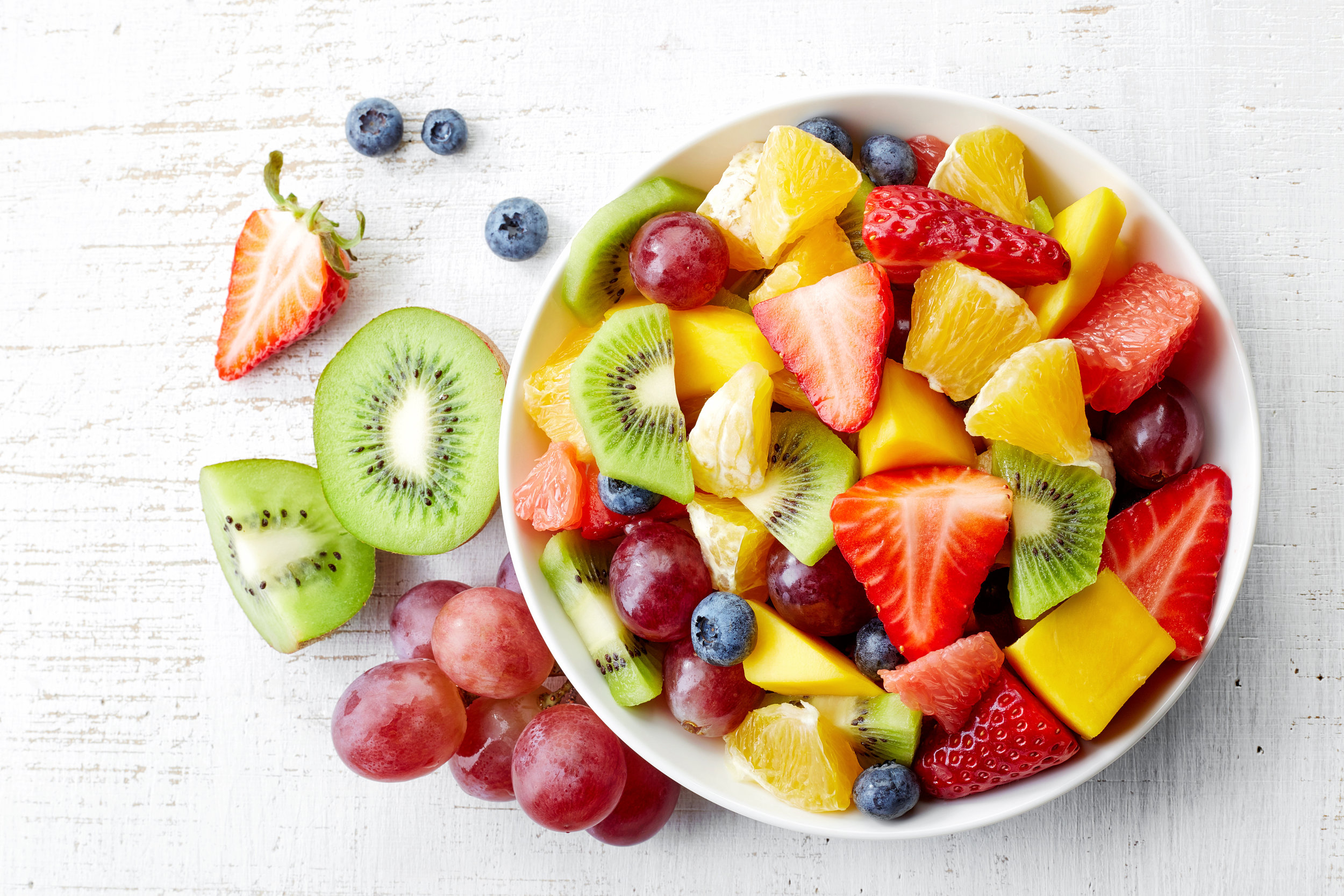 Seasonal Fruits & Berries