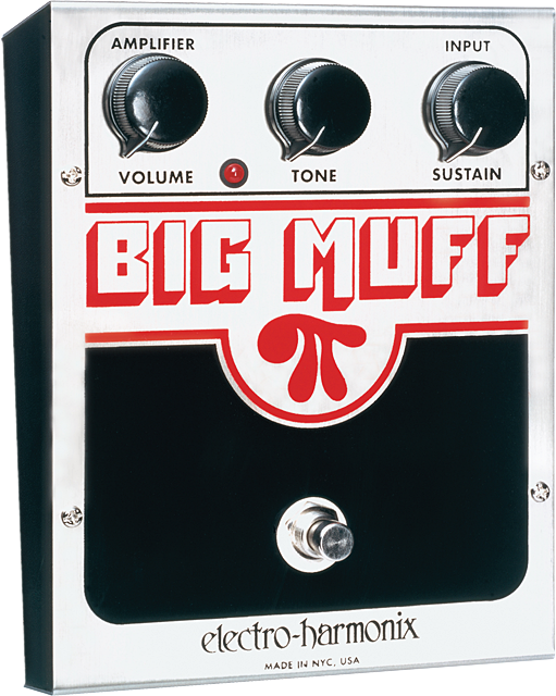 Big Muff Pi Distortion/Sustainer
