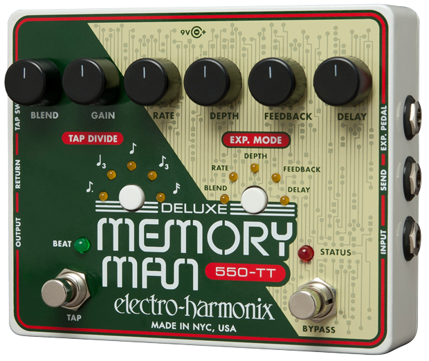 Deluxe Memory Man 550-TT Analog Delay