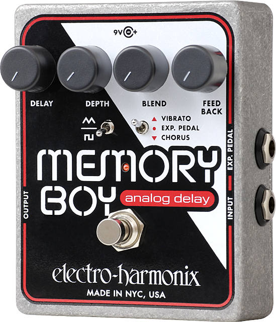 Memory Boy Analog Delay with Chorus/Vibrato