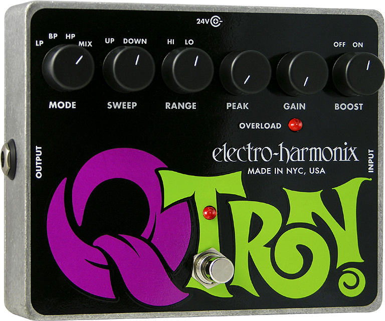 Q-Tron Envelope Filter