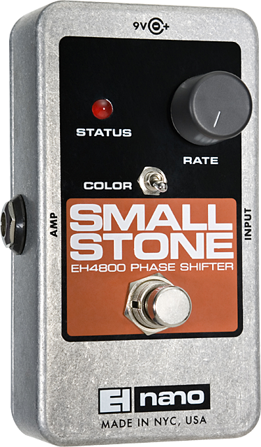 Small Stone (Nano Chassis) Analog Phase Shifter