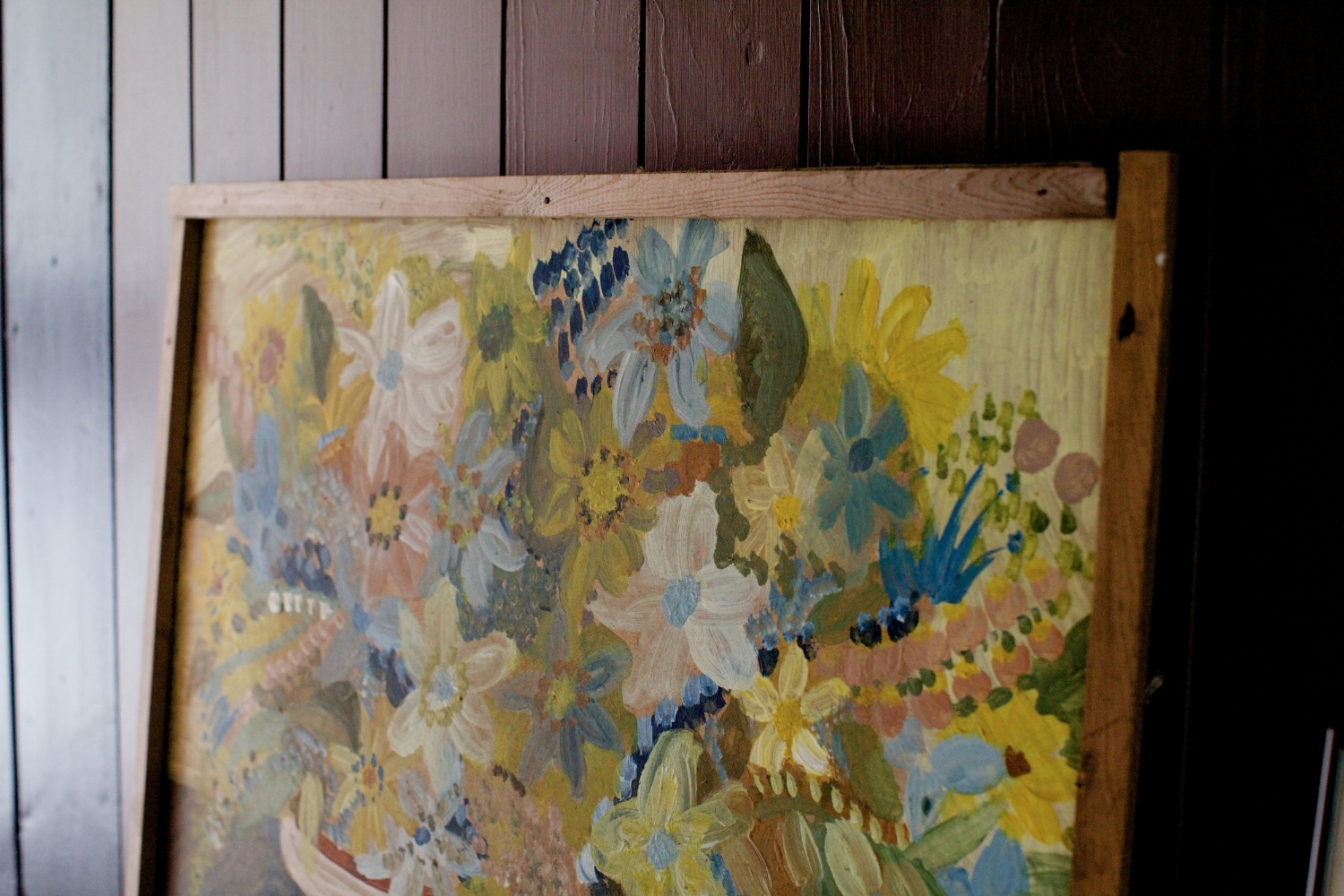 Jura Spring Flowers by Hugh's Sister, Fiona Charis Carswell