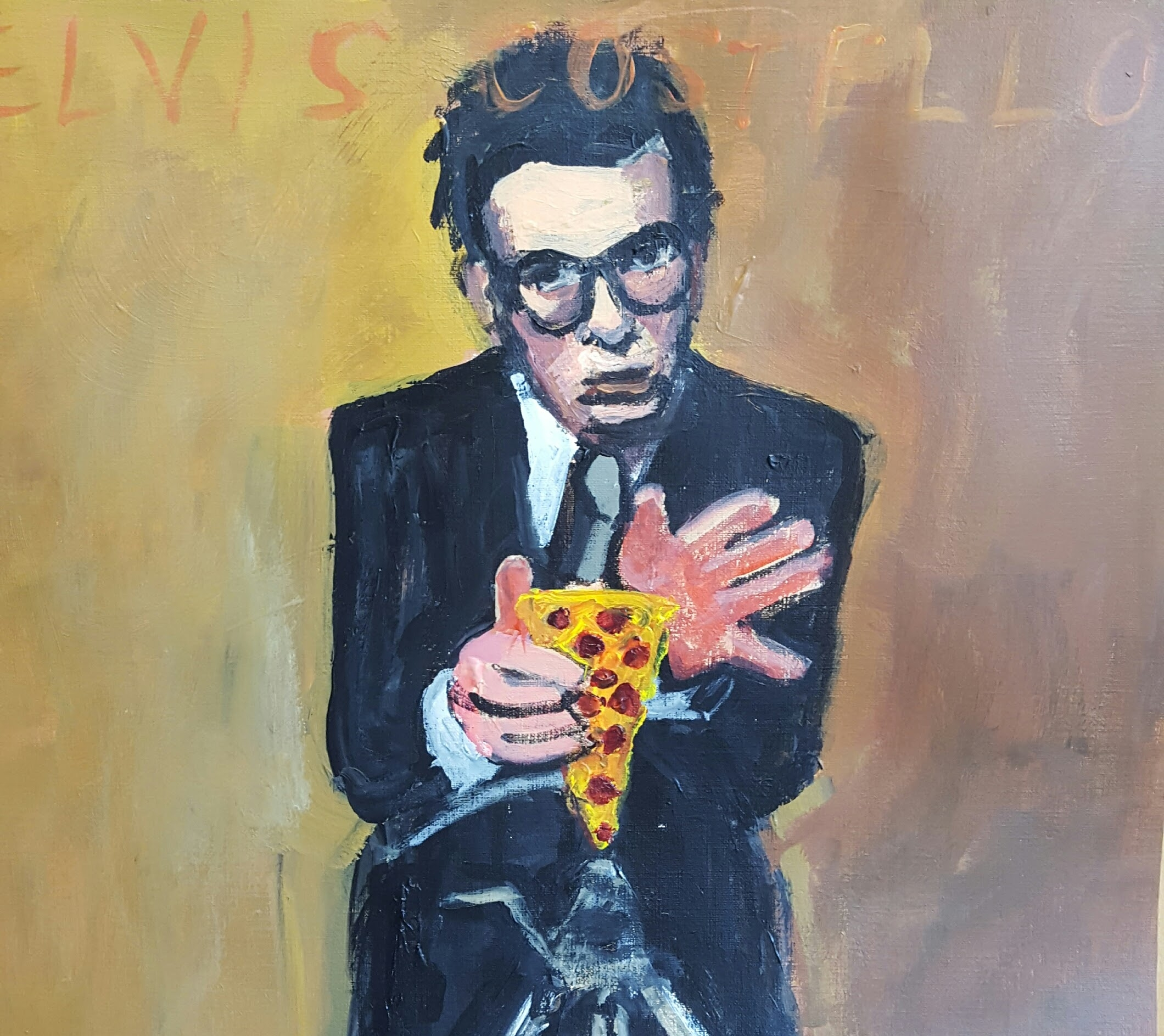 Elvis Album Cover This Year's Model Pizza'd.jpg