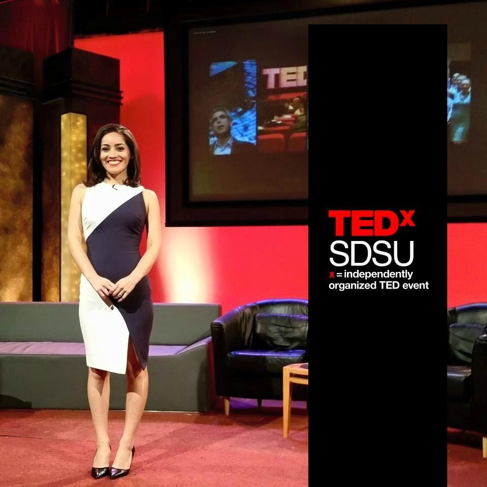 Lolita Taub, TEDxSDSU