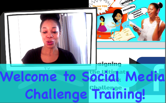 Social Media Challenge Training  Worth $97