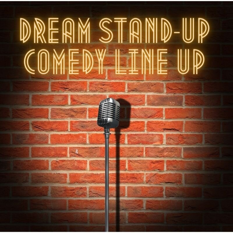 Episode 115 (Dream Stand-Up Comedy Line Up)
