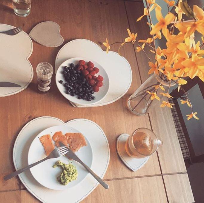 Amy breakfast.JPG