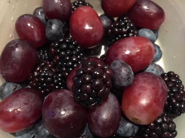 Loving berries