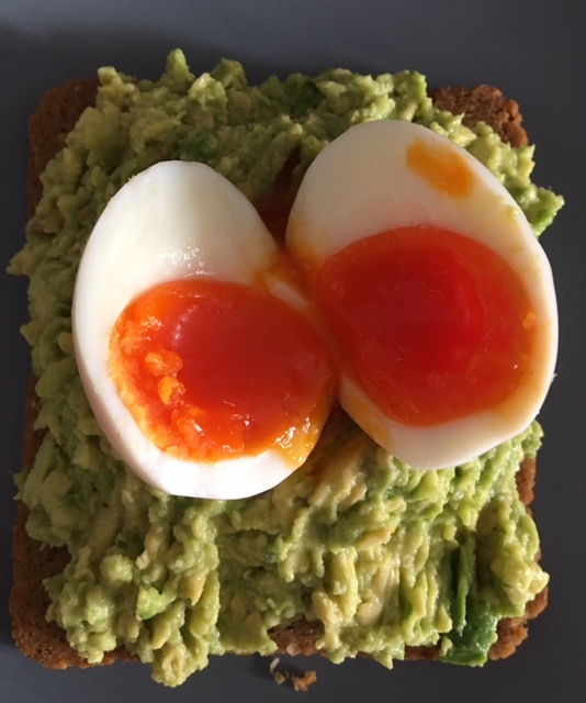 Those egg-yolks....