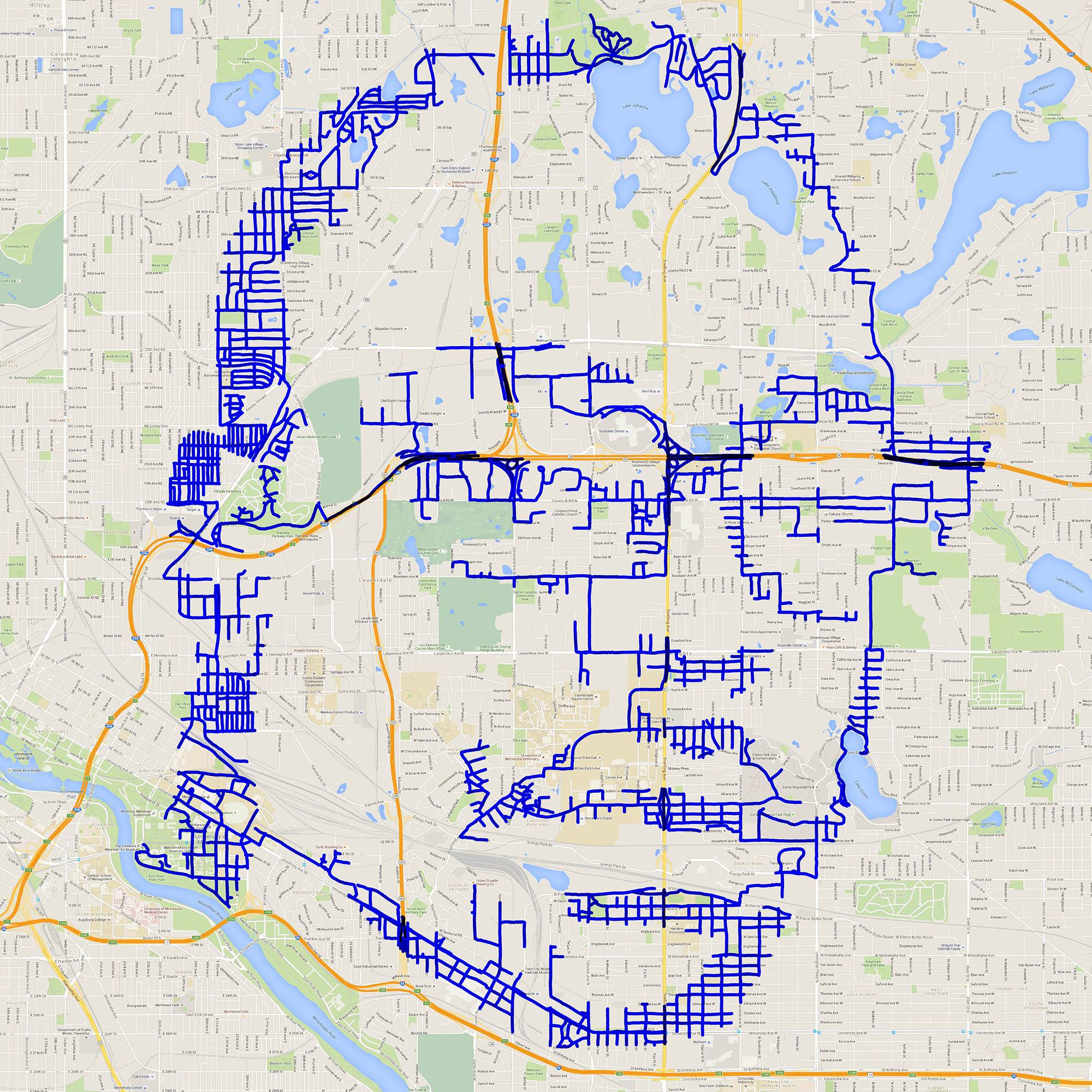 """Street Portrait: Philando Castile""  2016"