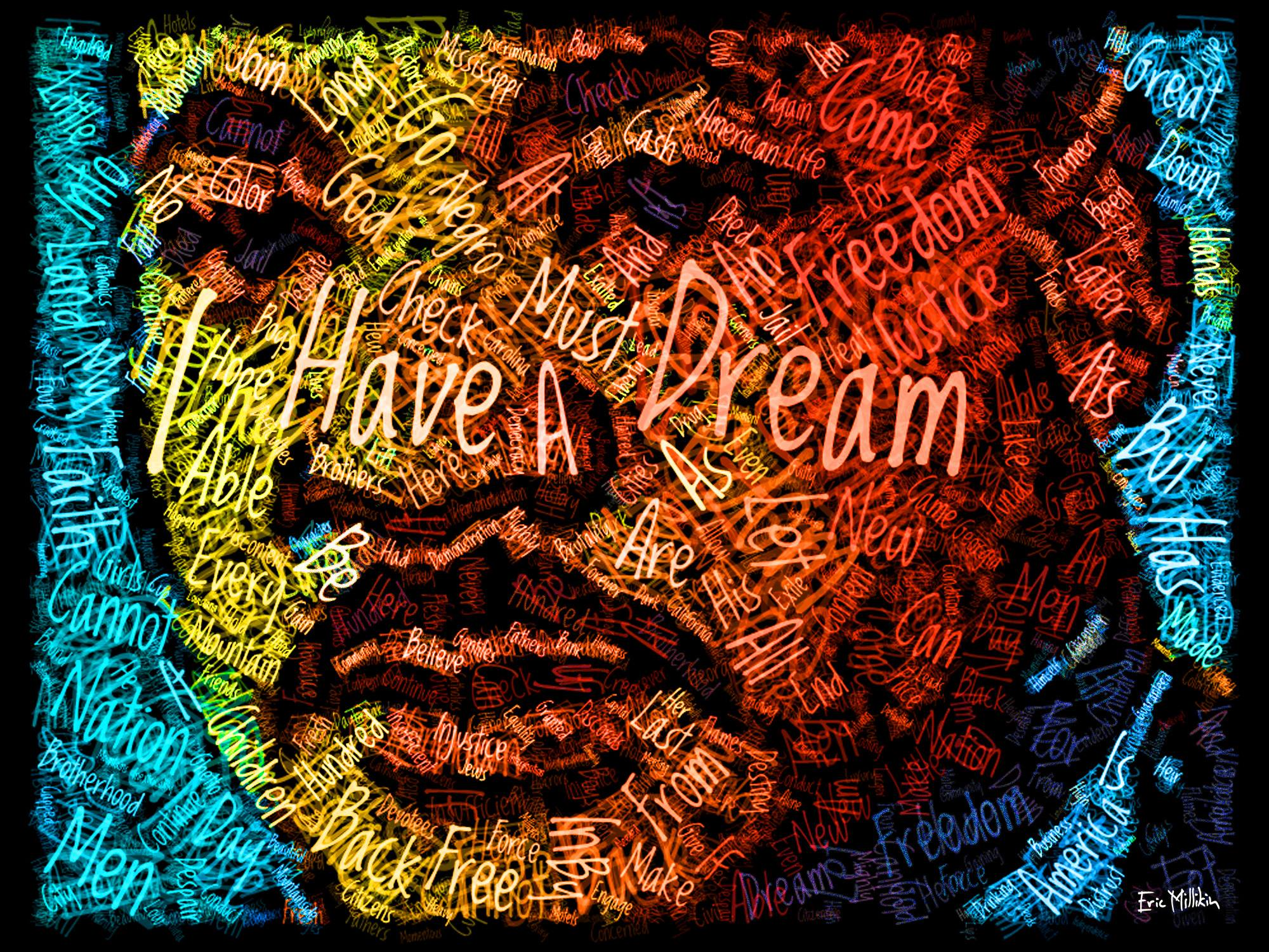 """""""Martin Luther King, Jr.: I Have a Dream""""  2015"""
