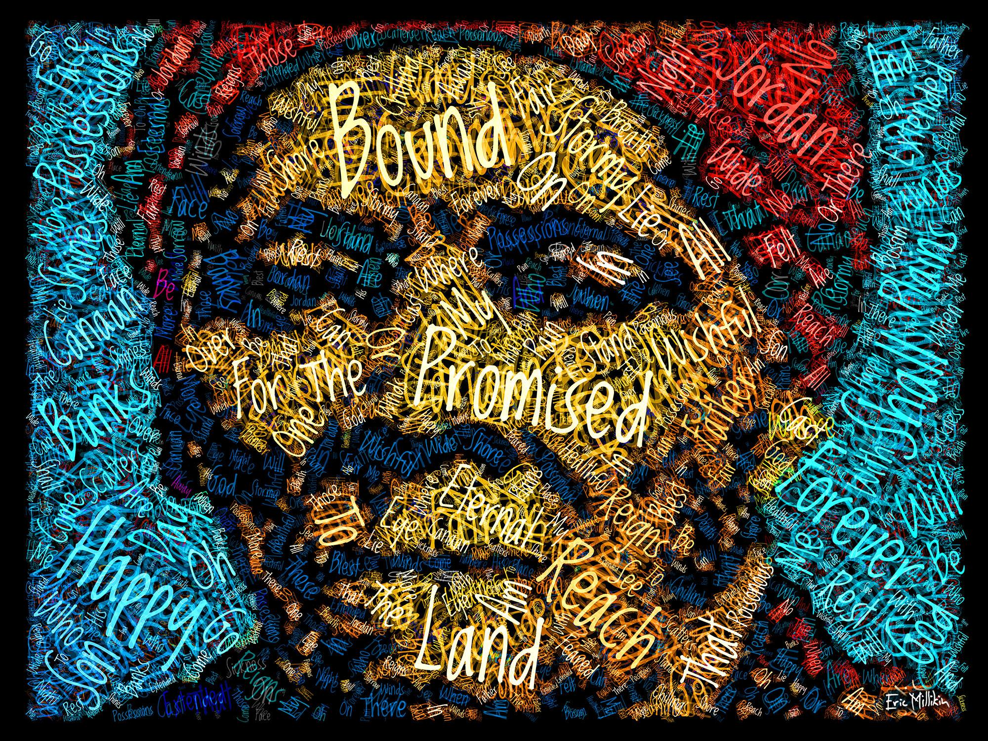"""""""Harriet Tubman: Bound for the Promised Land""""  2016"""