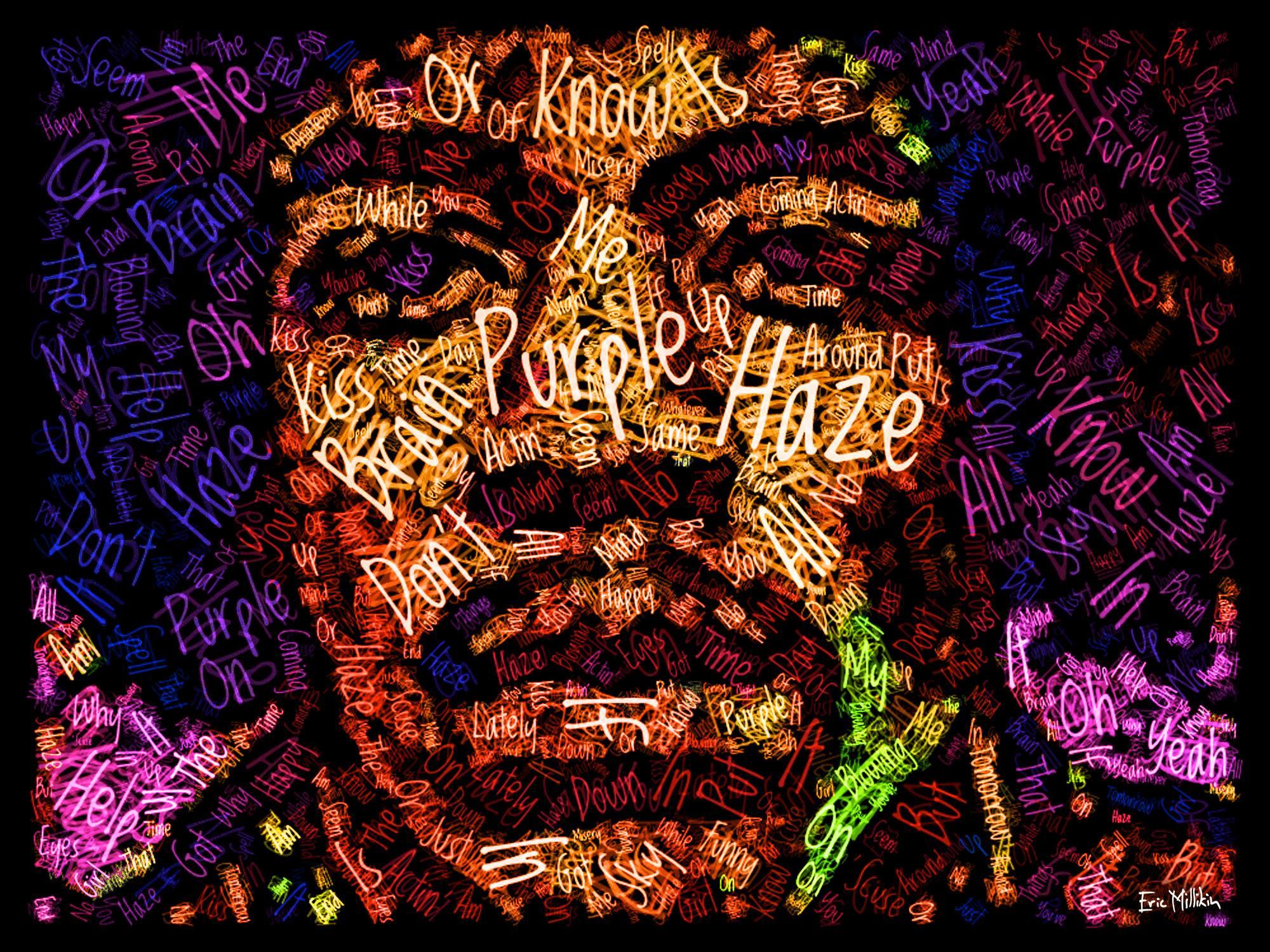 """Jimi Hendrix: Purple Haze""  2015"